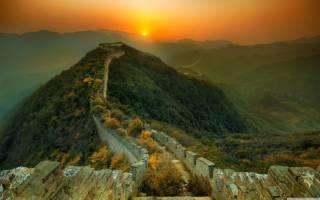 Китай какой материк достопримечательности