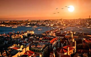 Город Стамбул (Турция) — общее описание города, достопримечательности, безопасность