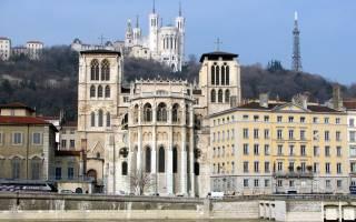 Лион город во франции достопримечательности