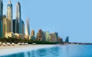 Какое море омывает Объединенные Арабские Эмираты