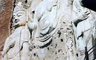 Пещерные храмы китая