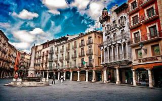 Известные испанские города
