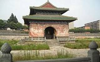 Китайские дворцы и храмы