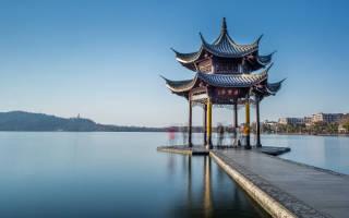 Архитектурные памятники китая