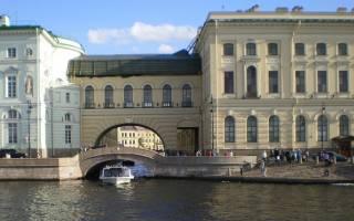 Самое интересное место в Санкт-Петербурге