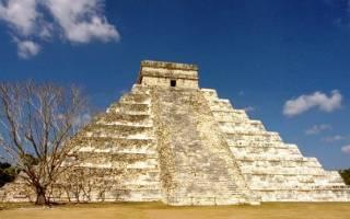 Достопримечательности города мексики