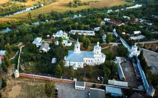 Достопримечательности городов рязанской области