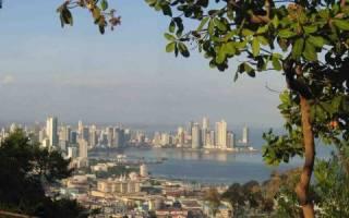 Панама сити страна