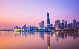 Окрестности гуанчжоу