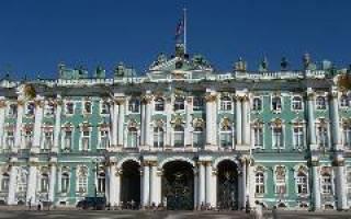 Памятники санкт петербурга краткое описание