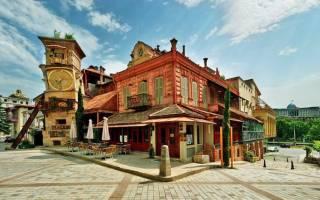 ТОП-30 достопримечательностей Тбилиси
