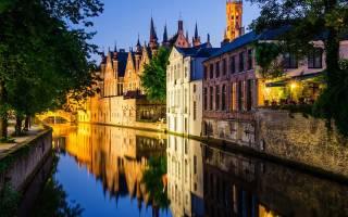 Достопримечательности Бельгии — фото с названиями и описанием