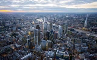 Какие города есть в лондоне