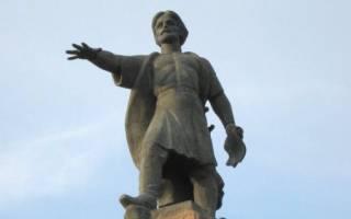 Старинные памятники красноярска