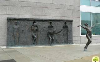 Скульптура в филадельфии