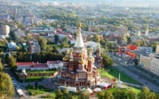 Чем славиться Ижевск: фото и описание достопримечательностей с адресами