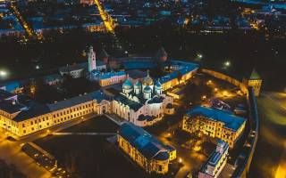 Великий Новгород, Россия — все о городе с фото