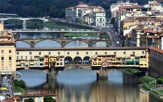 Флоренция все достопримечательности