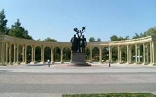 Топ 20 — Достопримечательности Алматы (Казахстан)