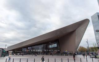 Современная архитектура роттердама