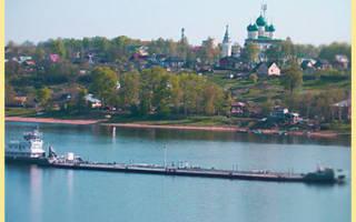 Тутаев достопримечательности (Ярославская область) фото, описание