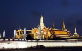 Бангкок за один день: достопримечательности и самостоятельный маршрут для прогулки по городу