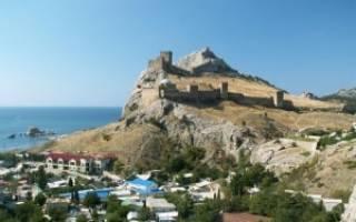Крым, Судак — онлайн! Для вас все 18 рабочих веб камер в Судаке!
