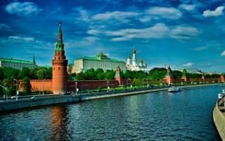История Москвы: краткая и полная (хронология событий)