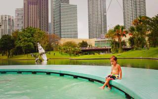 Центральный парк куала лумпур