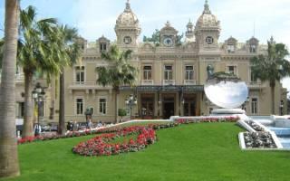 Достопримечательности Монако с фото, описанием и отзывами