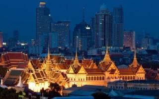 Где находится Таиланд: географическое положение и особенности страны
