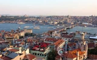 Стамбул — Турция, город Стамбул фото и видео
