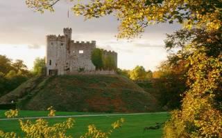 Самые красивые места Великобритании (Англии)