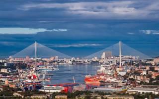 Владивосток — интересные факты о городе, статистические данные