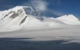 Самая высокая гора монголии