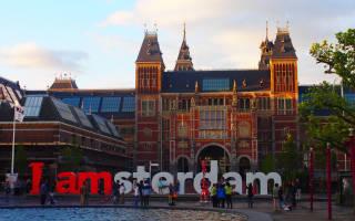 Лучшие достопримечательности амстердама