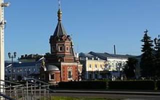 Исторический центр Ярославля — это… Что такое Исторический центр Ярославля?