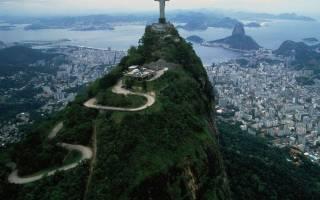 Самые красивые места Бразилии (Фото)