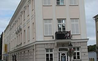 Тартуский художественный музей Википедия