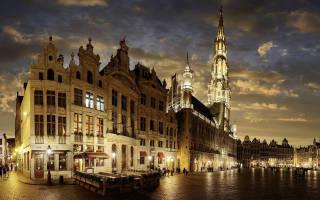Брюссель как столица Бельгии: описание, история, население, факты