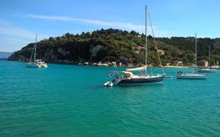 Город Керкира — Корфу, Греция, фото, видео и отзыв туриста