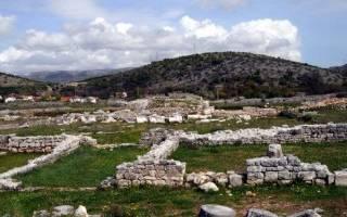 Необычные места в черногории